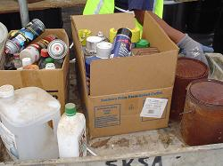 Three Rivers Household Hazardous Waste Collection Day