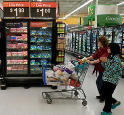 Eaters, beware: Walmart is taking over our food system